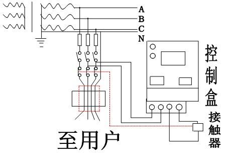 供应剩余漏电继电器 剩余漏电保护器dbl-5 400a¢55